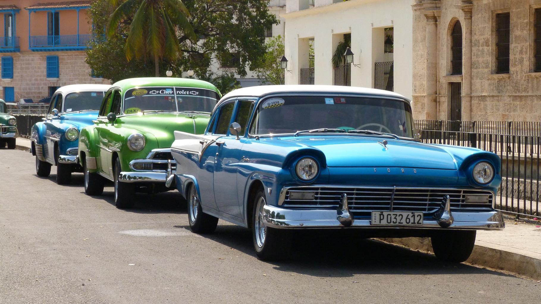 Za vůní starých časů do Havany