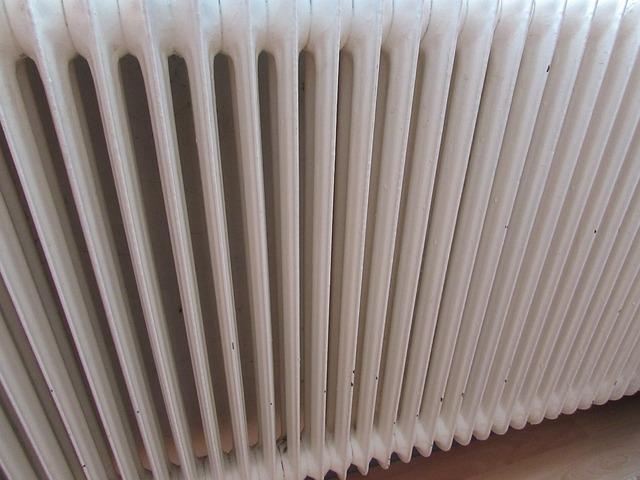 Jak správně vyčistit topení