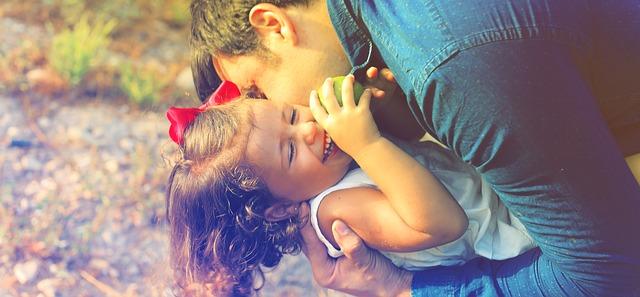 Šťastné a spokojené dítě – jak na to