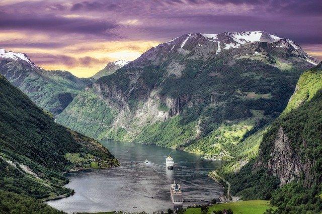 Inspirace norským stylem