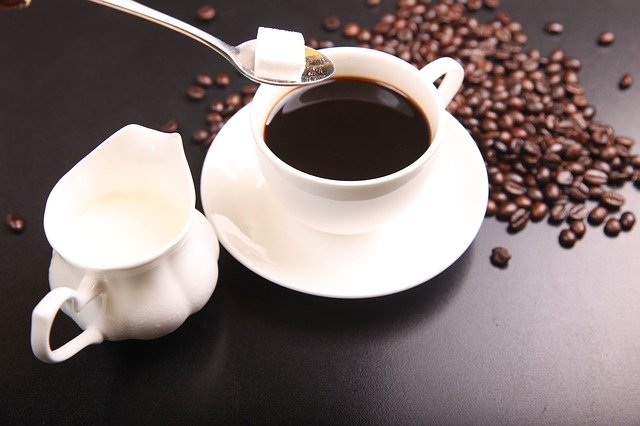 slazení kávy